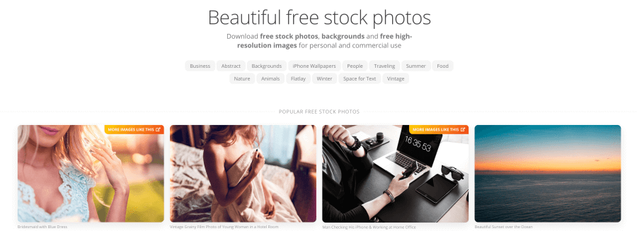 5 of the best free stock photo sites - Picjumbo