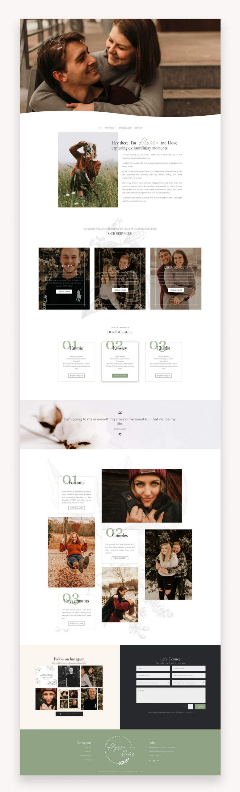 Jane Business Divi Child Theme